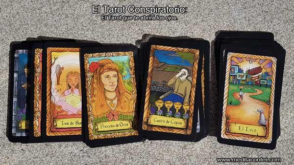 El Tarot Conspiratorio.